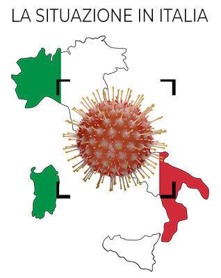 COVID-19 la situazione in Italia